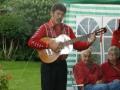 Musik i vär trädgårnd den 24 augusti
