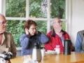 PRO-gänget som besöker vår trädgård i Svaneholm