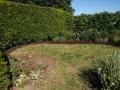 Besök i Victoria Pierce trädgård den 18 juli